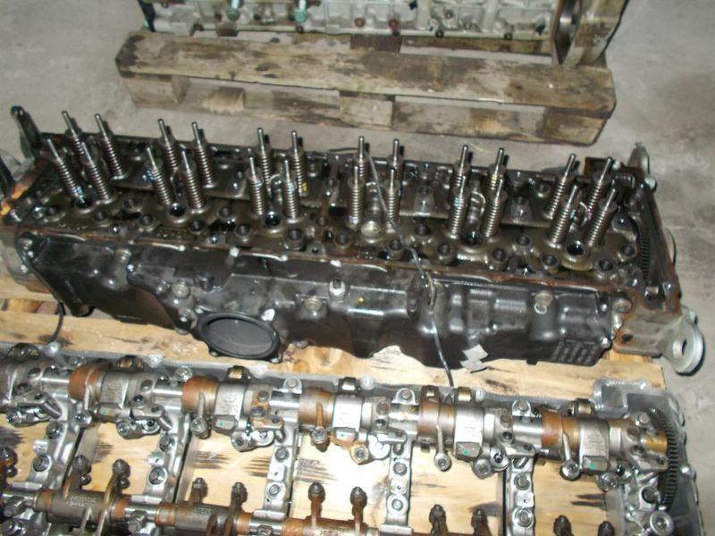 головка блока цилиндров  OM471LA.6-6 для тягача MERCEDES-BENZ ACTROS MP4