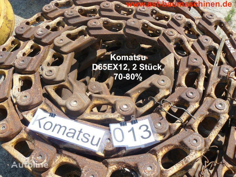 гусеница  Komatsu D65EX12 Ketten для экскаватора