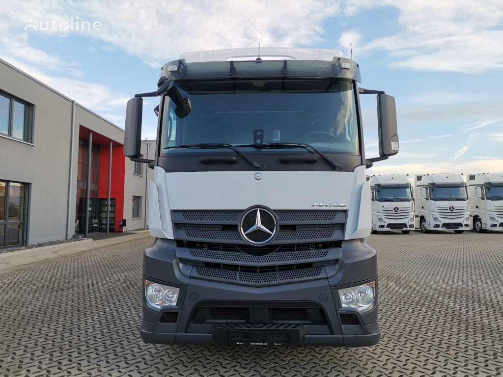 кабина для грузовика MERCEDES-BENZ Antos Arocs