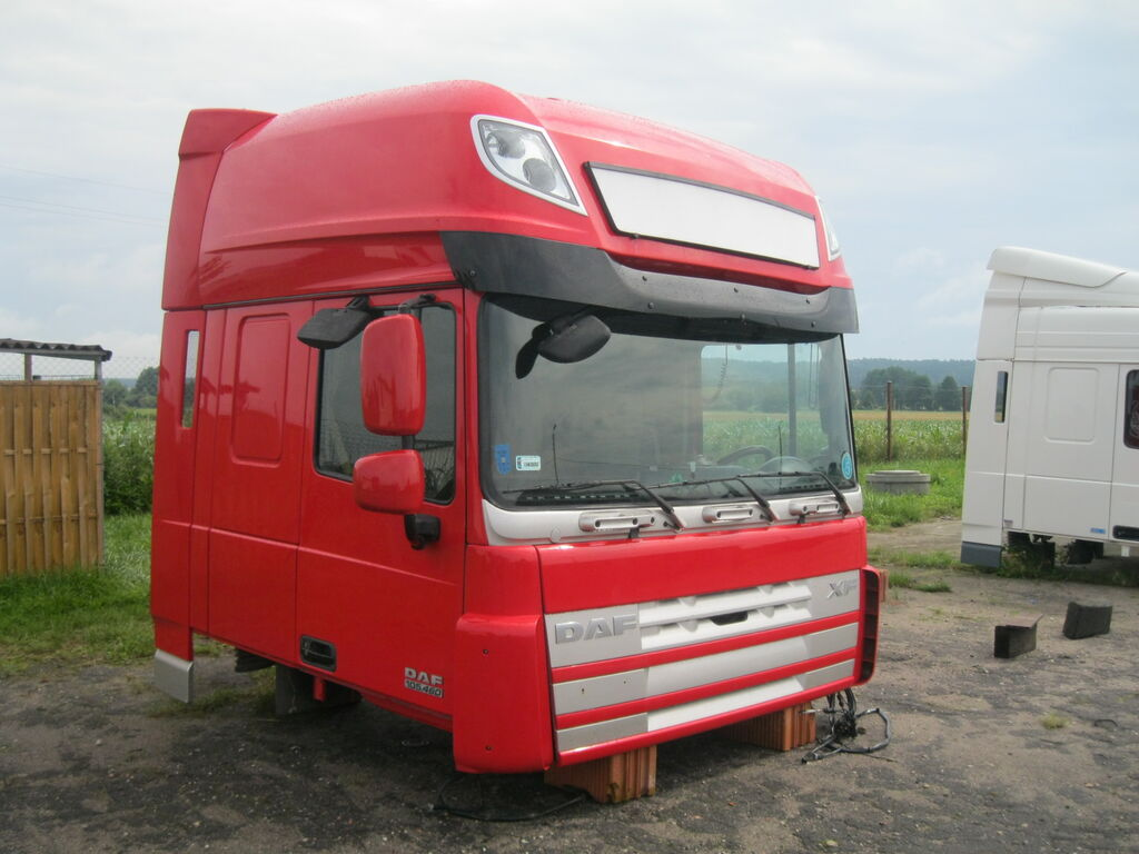 кабина DAF SUPER SPACE для тягача DAF XF 105