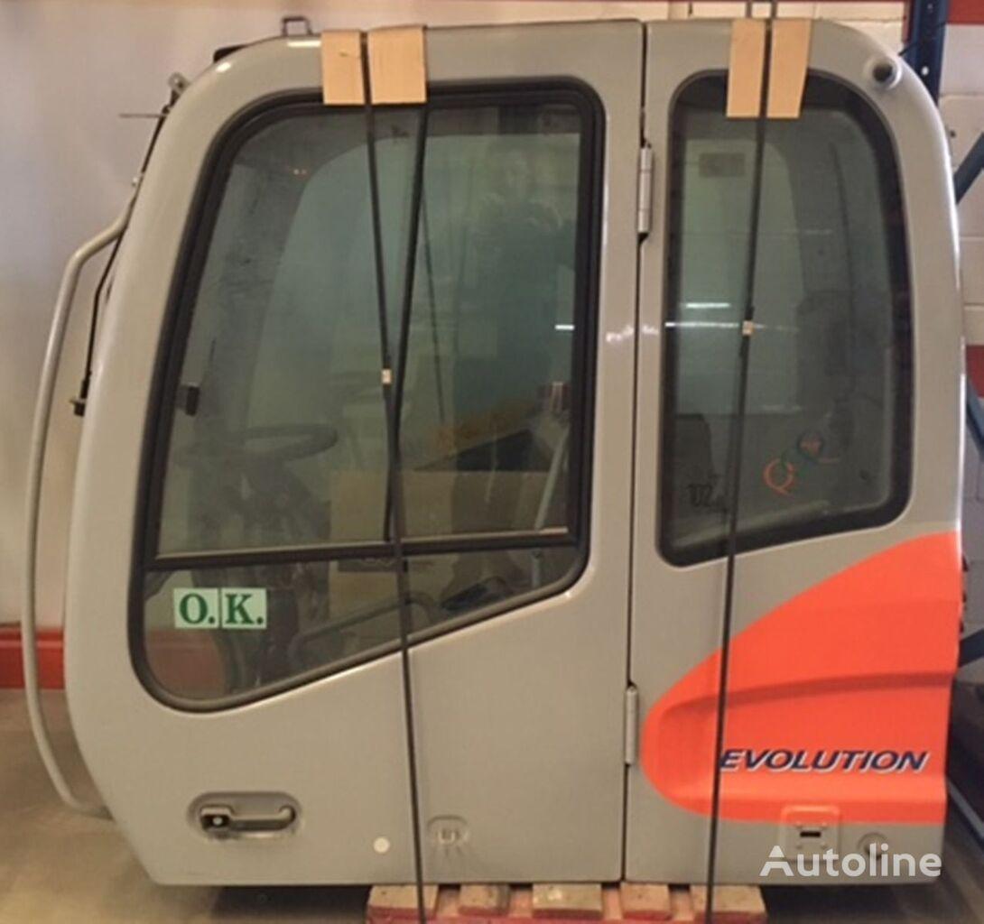 кабина FIAT-HITACHI для экскаватора FIAT-HITACHI E175W
