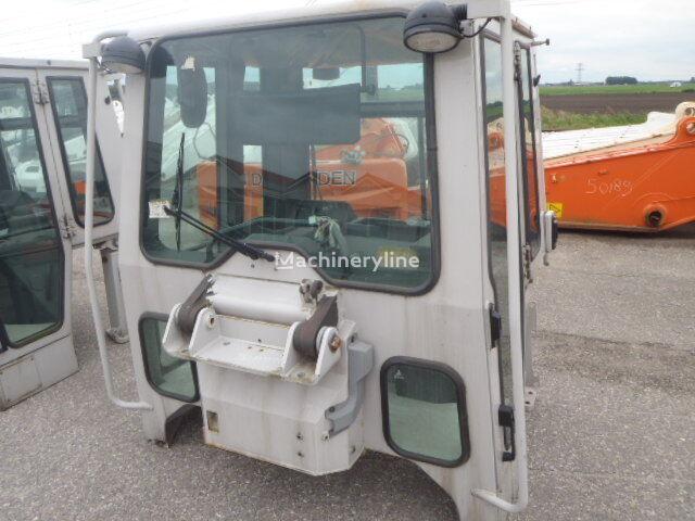 новая кабина FIAT-KOBELCO для экскаватора FIAT-KOBELCO FL145