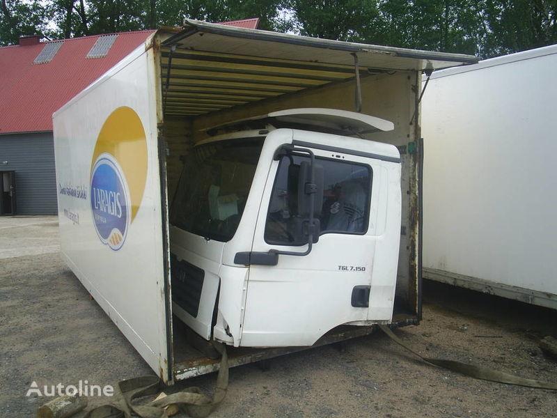 кабина для грузовика MAN TGL 7.150