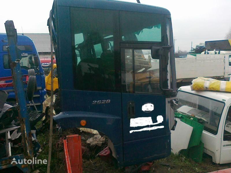 кабина для грузовика MERCEDES-BENZ ECONIC drzwi konsola netto 1000 zl