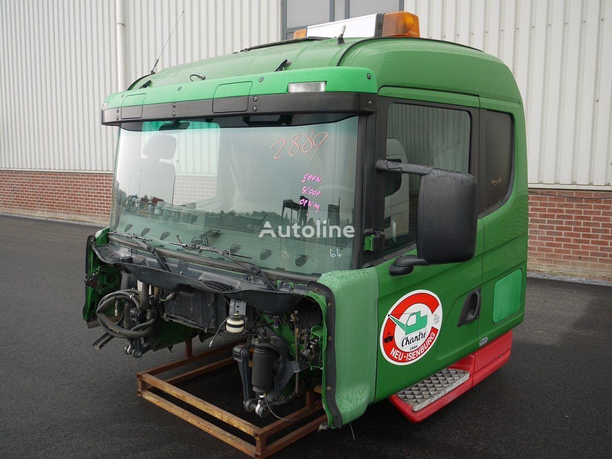 кабина для грузовика SCANIA SC-4 CT-19 SLAAPCAB