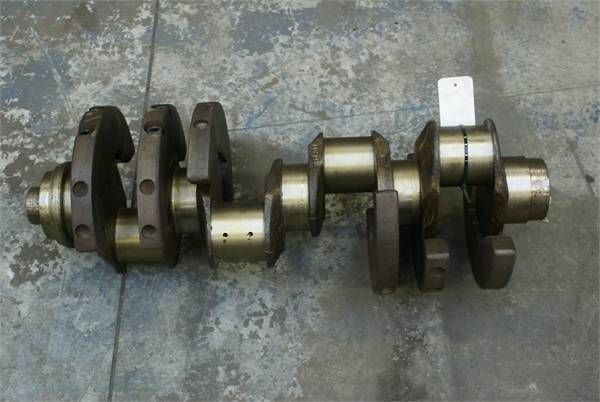 коленвал для другой спецтехники MERCEDES-BENZ OM542CRANKSHAFT