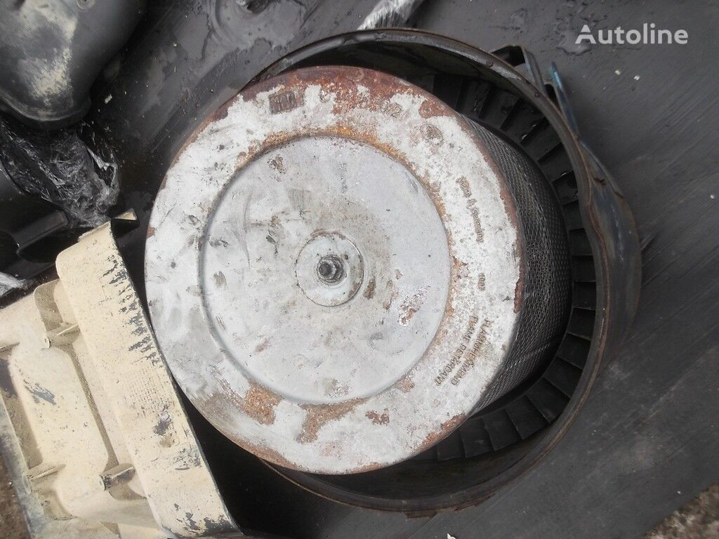 корпус воздушного фильтра для грузовика IVECO