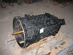 КПП  ZF 16 S 221IT für MAN, DAF, Iveco, Renault