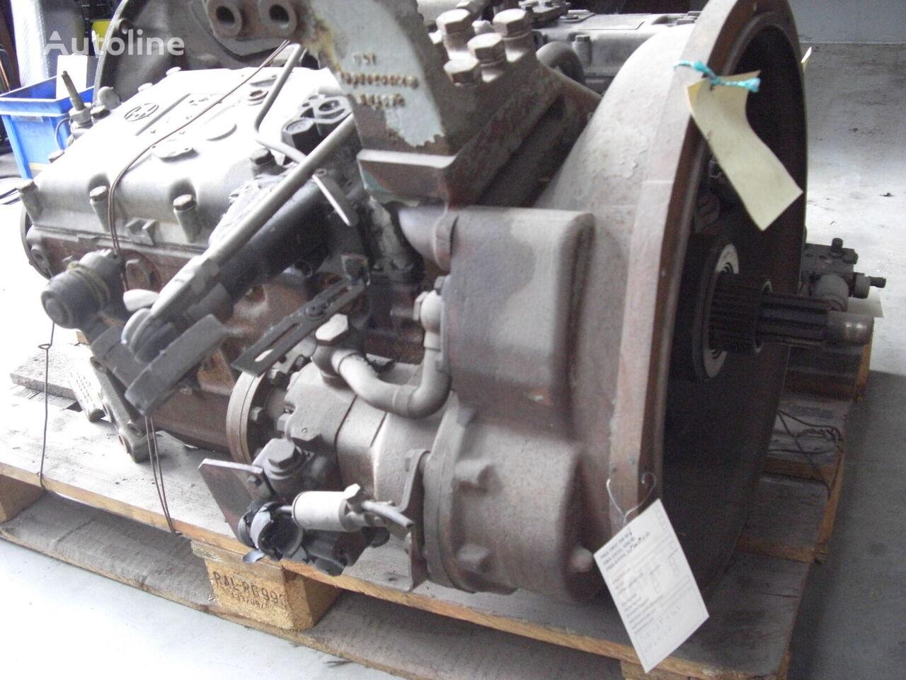 КПП ZF S6-65+GV (076511) для грузовика