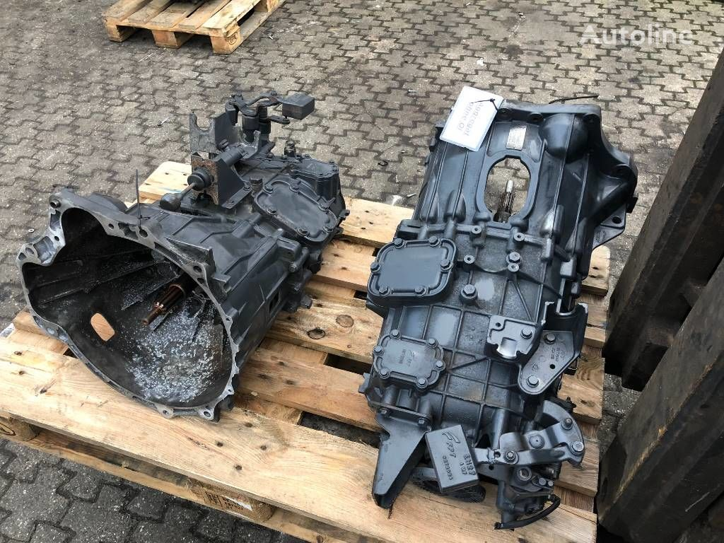 КПП IVECO 2840.6 IVECO DAILY GEARBOX для автомобиля IVECO DAILY