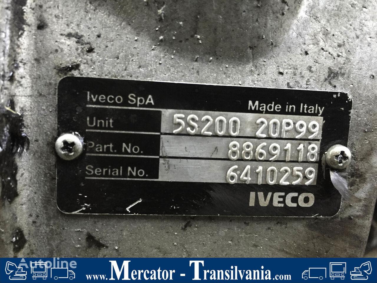 КПП IVECO Daily 35C11V для автомобиля IVECO  Daily 35C11V