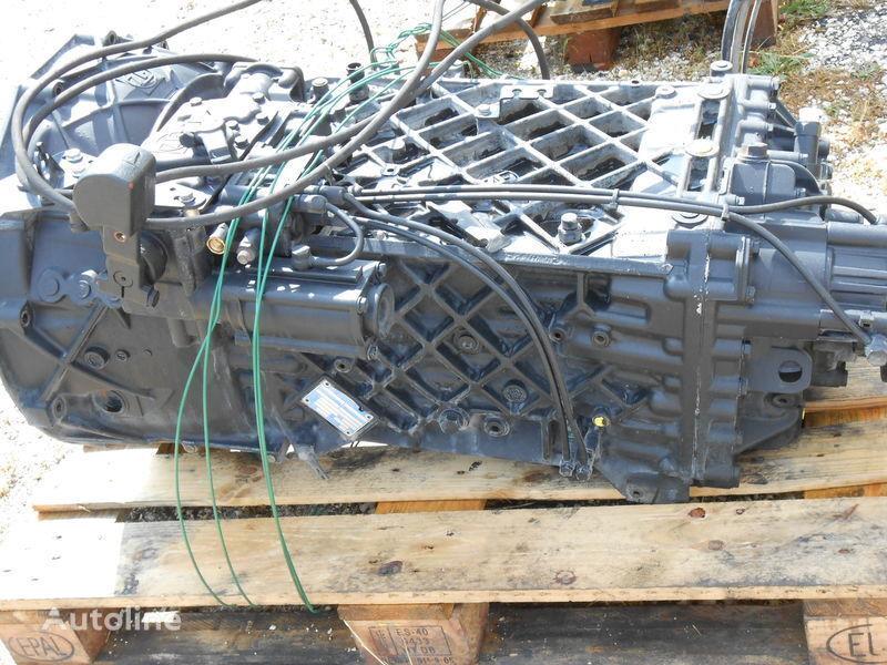 КПП  ZF 16S2220 TD-TO Part List No. 1343 001 016 Customer Spec. NR. 81.32004-6016 übers. 16,41-1,00 для грузовика MAN TGX-TGA