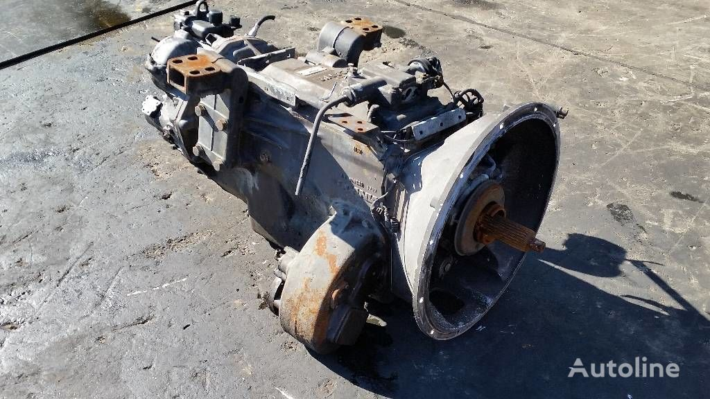 КПП для грузовика SCANIA GRS900 INTARDER