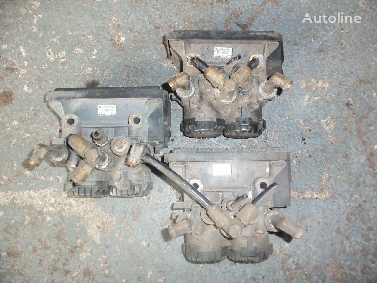 кран SCANIA series pressure control module EBS, rear 1891378, 1881418, 144 для тягача SCANIA R