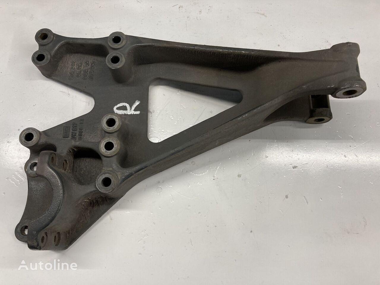 крепежные элементы  Steun rechts van achterasophanging для грузовика MERCEDES-BENZ Steun rechts van achterasophanging
