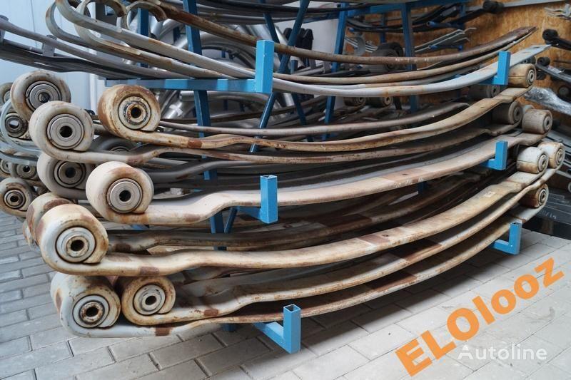 листовая рессора для грузовика MAN Y PIÓRO MAN F2000 PRZÓD 900x900x90