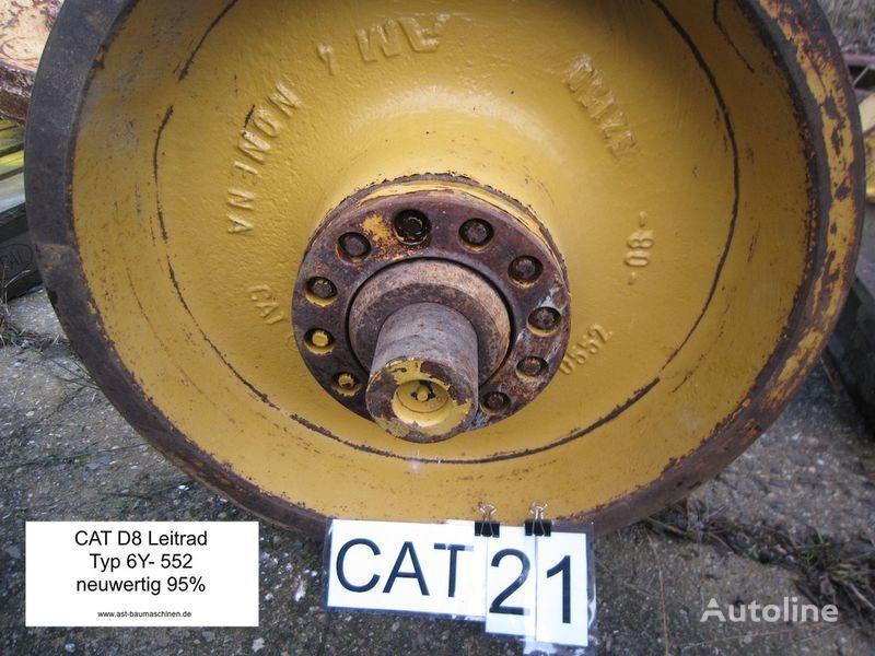 направляющее колесо  CAT D8 / D6 для бульдозера CATERPILLAR D8N/R