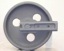 направляющее колесо  DCF Idler - Leitrad - Koło Napinające для бульдозера KOMATSU D41