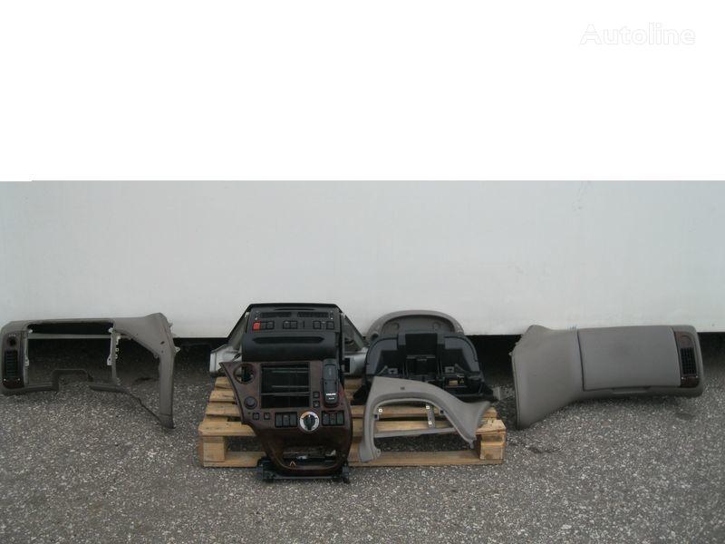 облицовка  PRZEKŁADKA PRZERÓBKA KABINY Z ANGLIKA для тягача DAF XF 105
