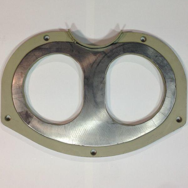 новая очковая плита  Германия Putzmeister для бетононасоса стационарного PUTZMEISTER BSA1005
