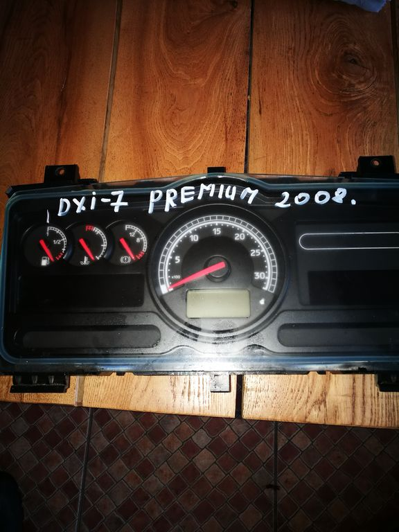 панель приборов RENAULT 7420977584-01, 7420977592-02 для грузовика RENAULT PREMIUM  320DXI-450DXI