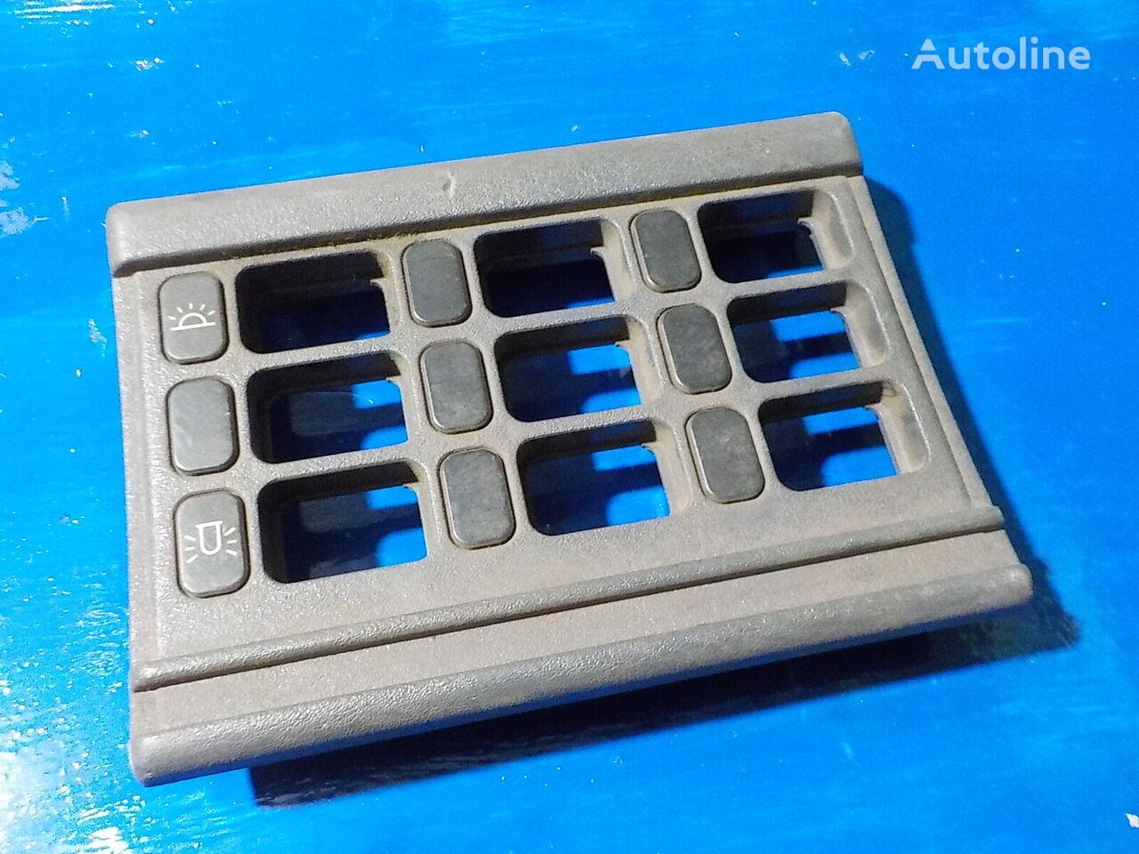 панель приборов  выключателей для грузовика SCANIA