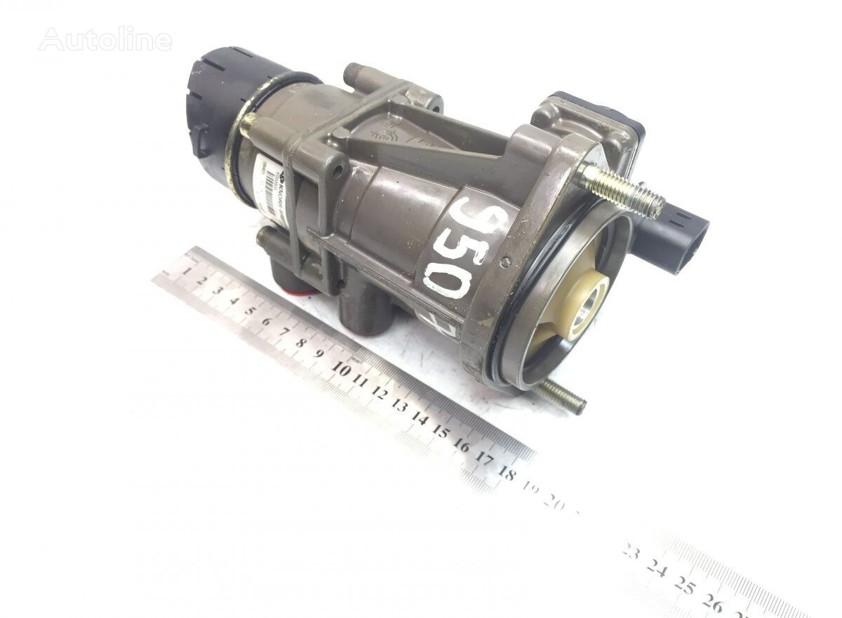 пневмоклапан KNORR-BREMSE (K039569 K000926) для тягача MAN TGA (2000-2008)