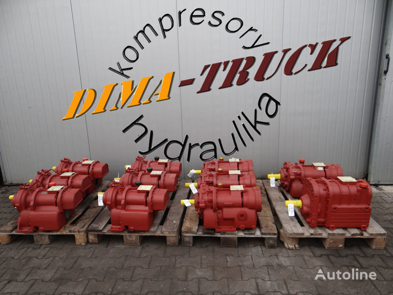 пневмокомпрессор  GHH RAND CG80 wydmuch kompresor для грузовика Silocompressor cement 560m