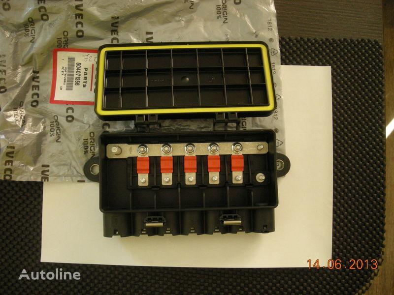 новая предохранительная коробка  IVECO 504071256 41221026 для тягача IVECO