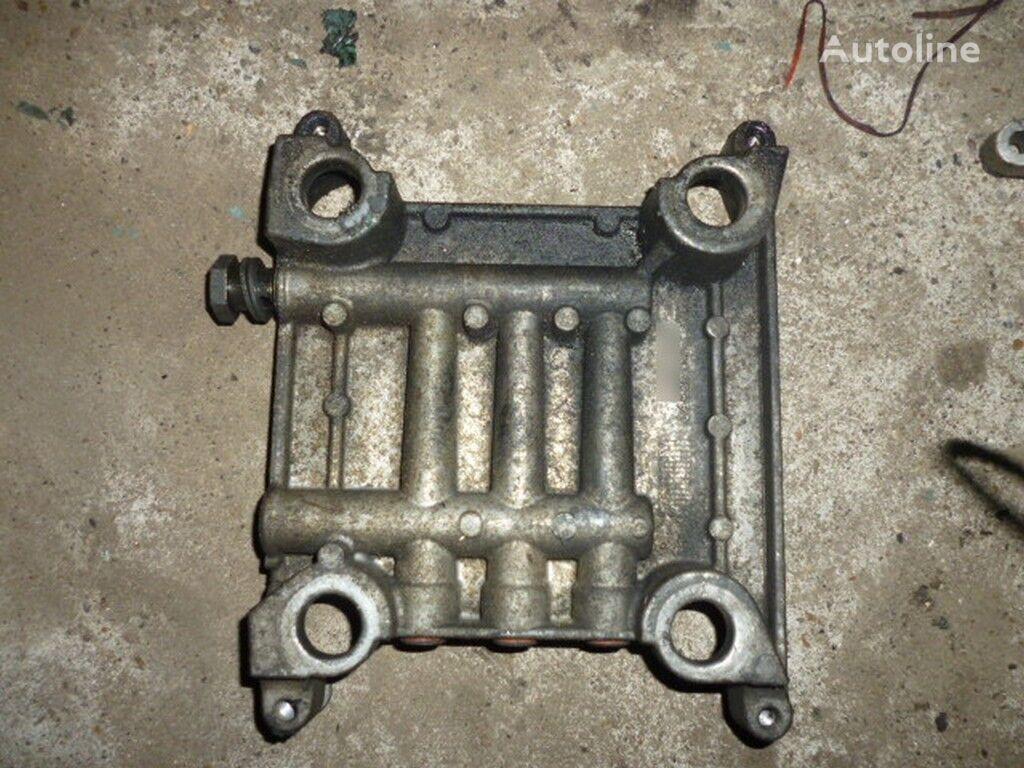 радиатор охлаждения двигателя  топливный (блока управления двигателем) Scania для грузовика
