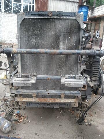 радиатор охлаждения двигателя для тягача DAF 95XF