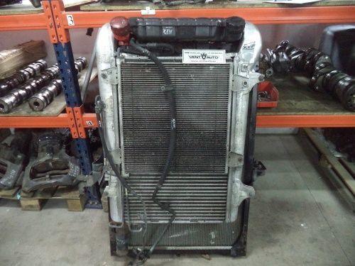 радиатор охлаждения двигателя  DAF для тягача DAF XF 105