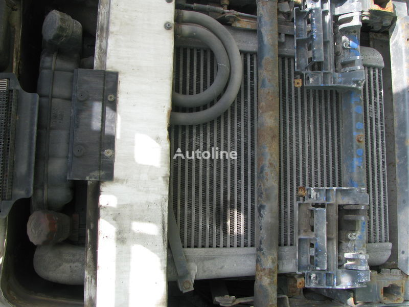 радиатор охлаждения двигателя для тягача DAF  XF,CF