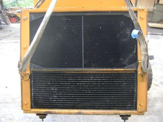 радиатор охлаждения двигателя для экскаватора LIEBHERR 902