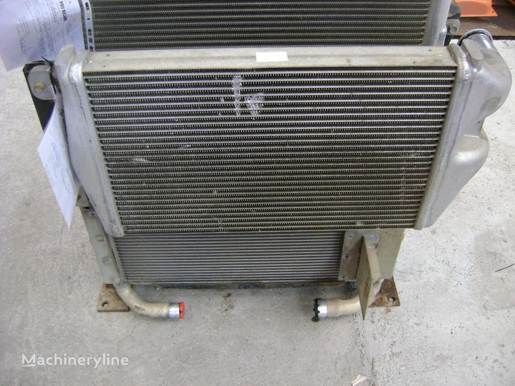 радиатор охлаждения двигателя NEW HOLLAND для экскаватора NEW HOLLAND E 165