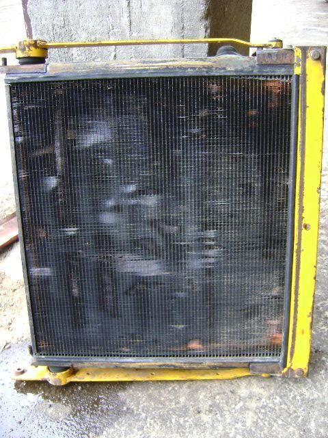 радиатор охлаждения двигателя для фронтального погрузчика VOLVO 4400