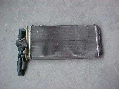 радиатор печки  Kachelradiator для грузовика DAF Kachelradiator XF