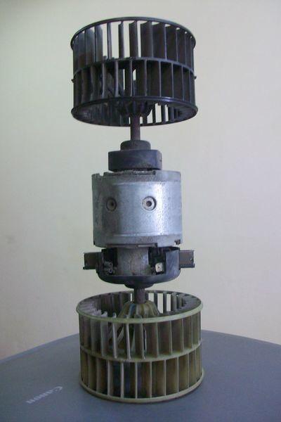 радиатор печки  Мотор печки для тягача DAF XF,CF