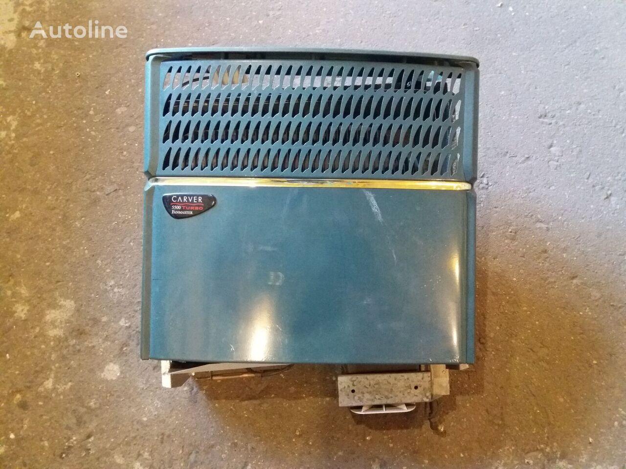 радиатор печки Обогреватель CARVER 5500 для кемпера