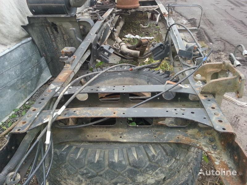 рама для грузовика HYUNDAI HD120