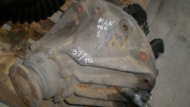 редуктор  MAN HY-1350 для тягача MAN TGA