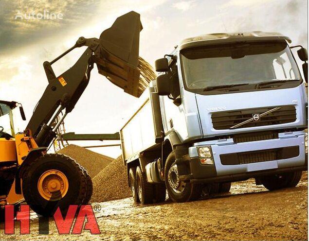 новая самосвальная система Гидравлика Hyva для грузовика
