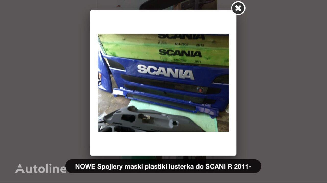 спойлер для грузовика SCANIA R