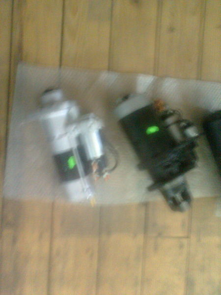 новый стартер  Monark Diesel 0001241021  0986022640 для тягача MAN TGA TGX
