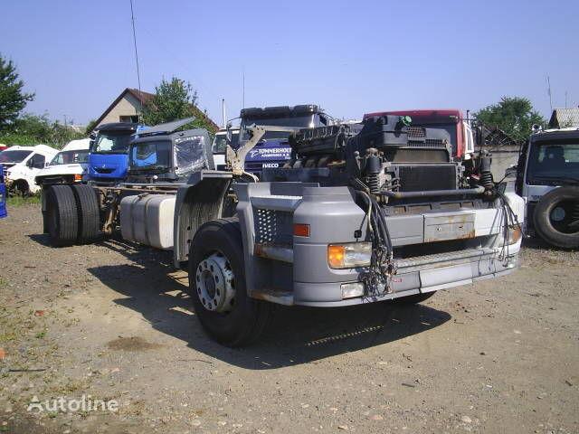 ступица MERCEDES-BENZ ACTROS для грузовика MERCEDES-BENZ ACTROS
