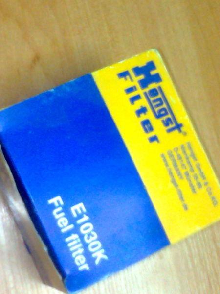 новый топливный фильтр  Hengst E1030K для тягача MERCEDES-BENZ Actros