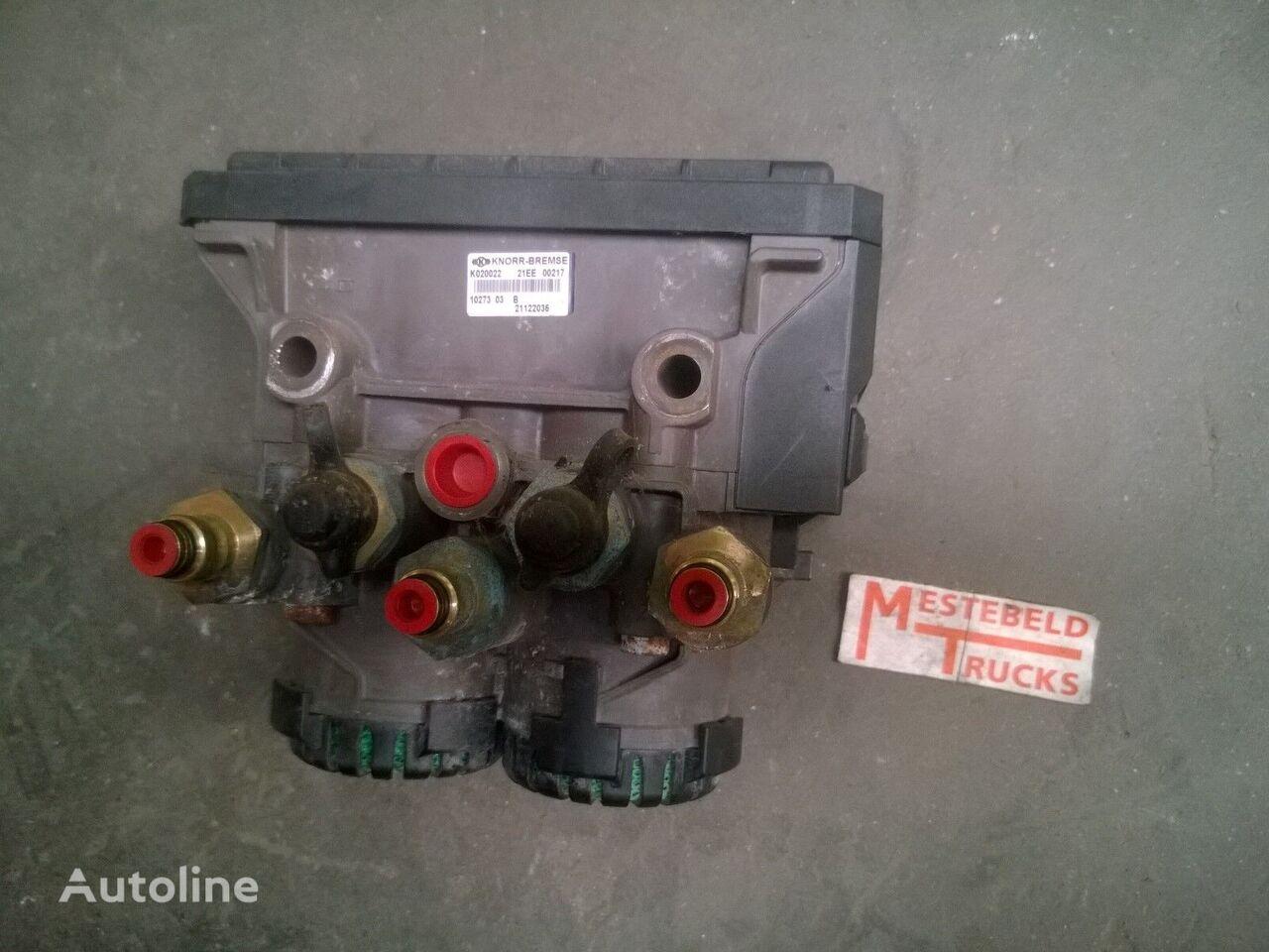 тормозная камера для грузовика RENAULT EBS Achterasmodulator
