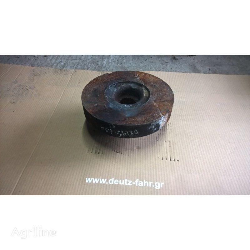тормозной барабан DEUTZ-FAHR для трактора DEUTZ-FAHR DX 145-6.50-6.61