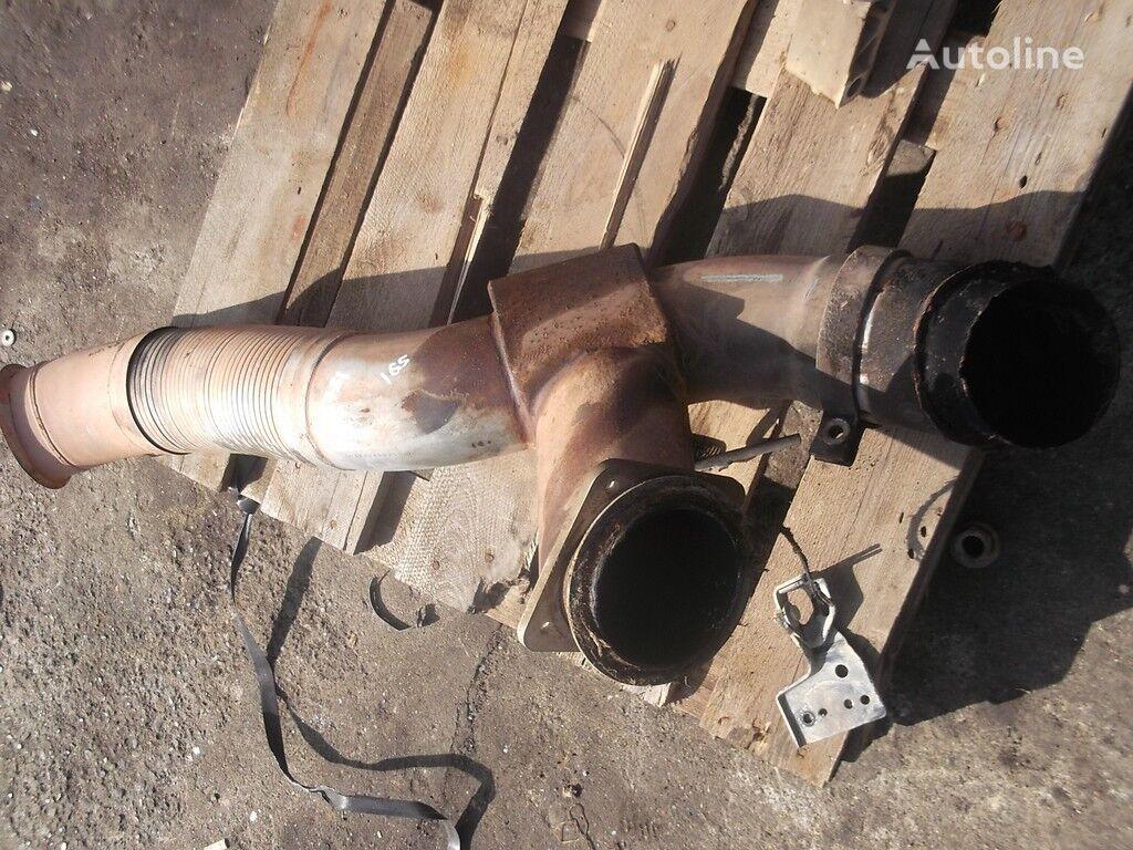 труба выхлопная  Выпускная труба Mercedes Benz для грузовика