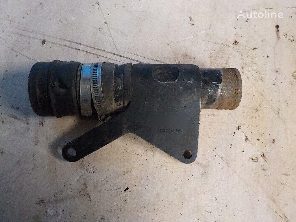 запчасти  Scania Кронштейн патрубка отсоса пыли для грузовика
